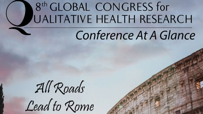 Poster Congresso Qualitative Health